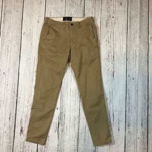 Abercrombie Men's Khaki Pants